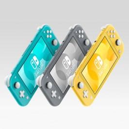 Nintendo Switch Lite angekündigt