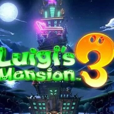 Luigi's Mansion 3: Neuer Overview Trailer