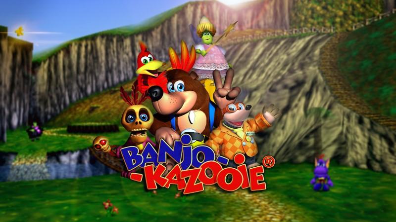 Banjo Kazooie N64 Mod