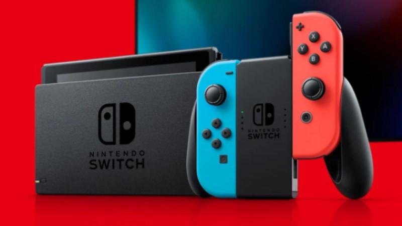Nintendo Switch Pro 4K