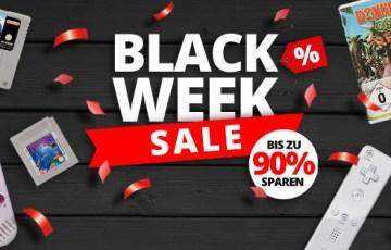 Black Week Angebote bei Konsolenkost!