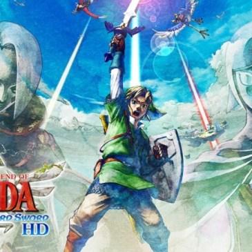 Zelda: Skyward Sword HD für Switch angekündigt