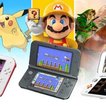 Nintendo 3DS Konsole feiert 10-jähriges Jubiläum!
