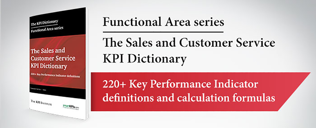 kpi for customer service department