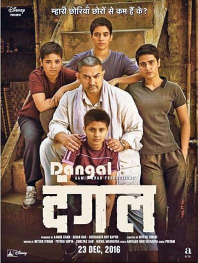 Best Bollywood movies on Netflix - Dangal
