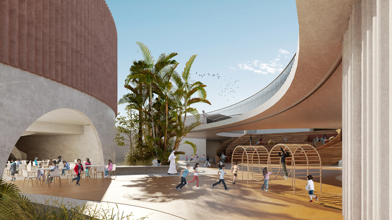 'Future Schools of Kuwait' project shortlisted