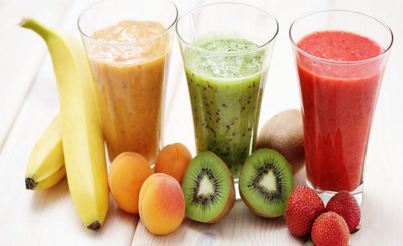 Terapi Sehat Dengan Jus Buah dan Sayur