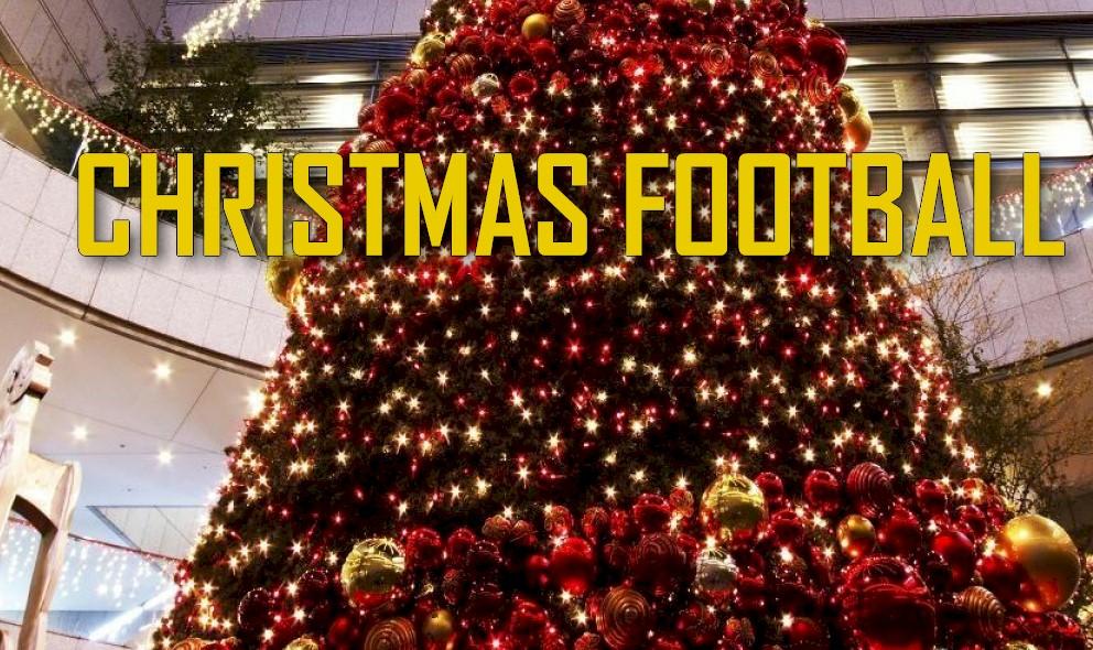 christmas day football games