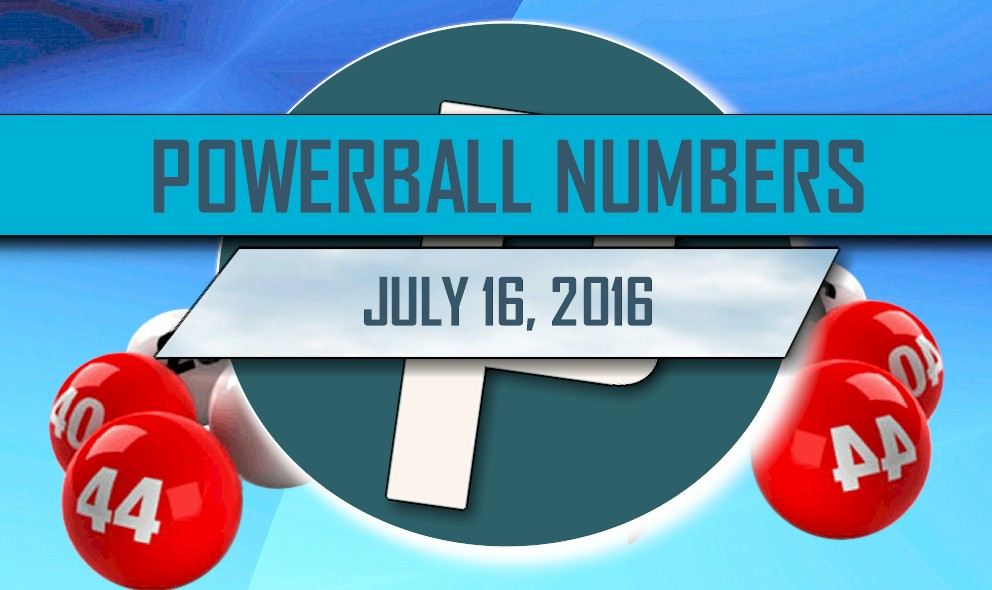 Powerball Results 10 July 2018