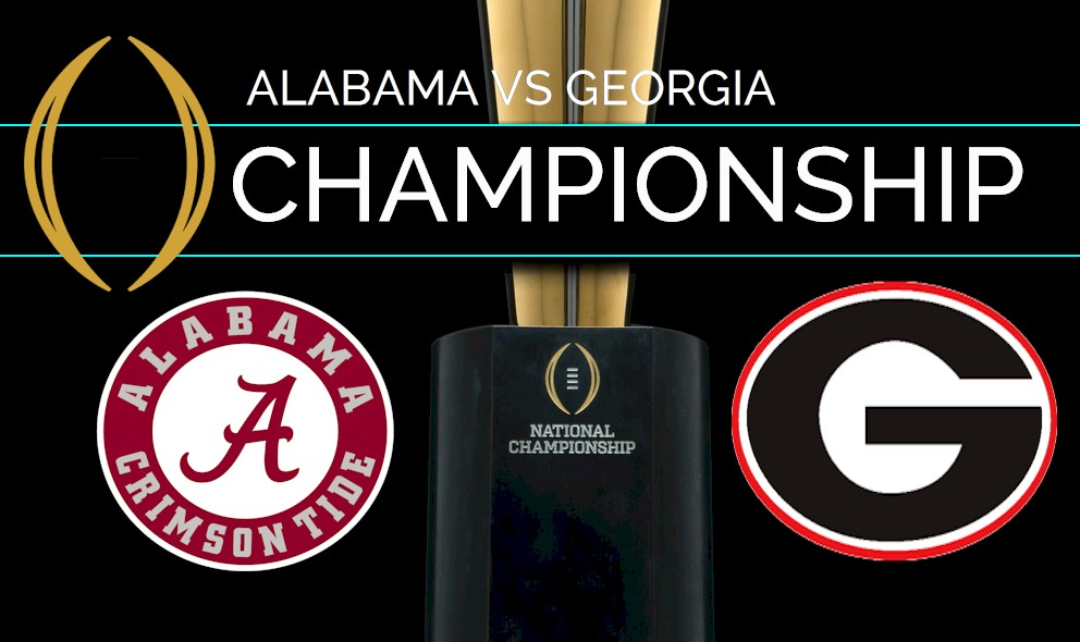 Image result for cfp championship game 2018