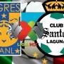 Tigres Uanl Vs Santos Laguna En Vivo Liga Mx Table Results