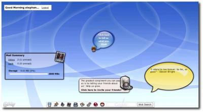 Goowy Desktop