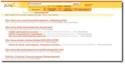 Homepage Jux2