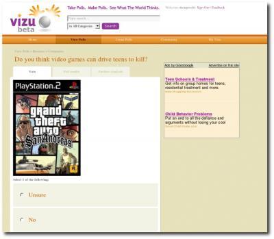 Vizu Homepage