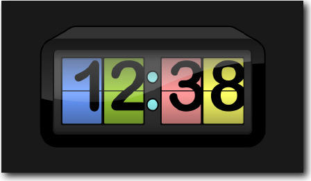 clock illu