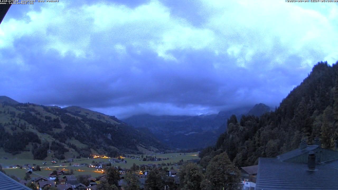 Lenkerhof alpine resort