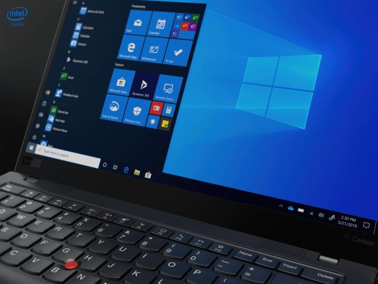 ThinkPad X1 Unified Communications function keys