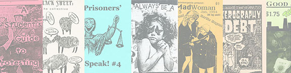 Un/Common Copies: Zines in Special Collections and Archives
