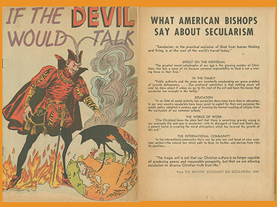 Devil Would Talk