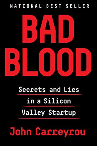 Unwind the Mind with Bad Blood, Featured book for May