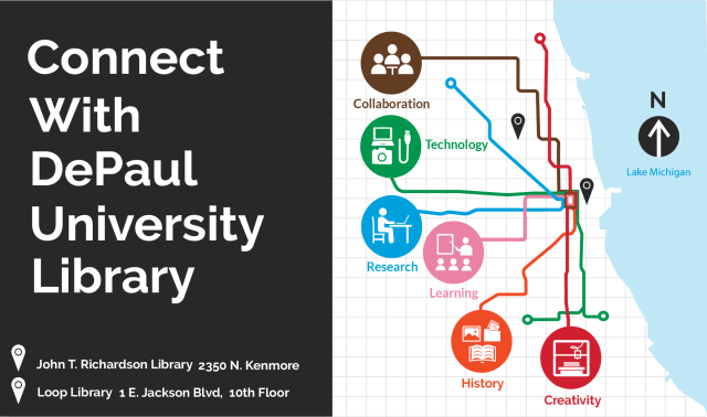 Connect with DePaul University