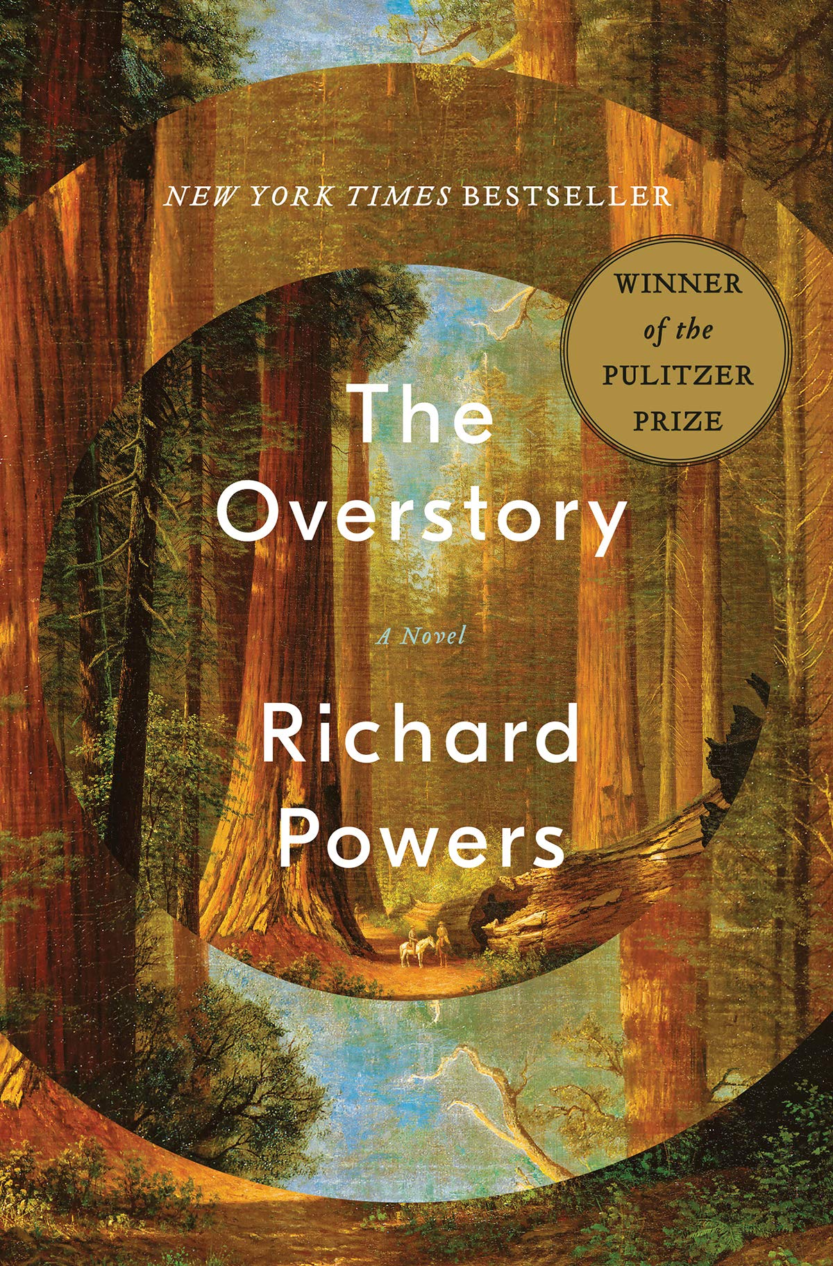 The Overstory by Richard Powers Reviewed by Susan Bazargan