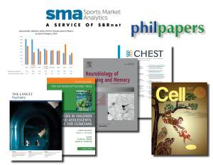 covers of new e-resources