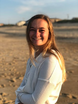 Portrait photo of Georgia White