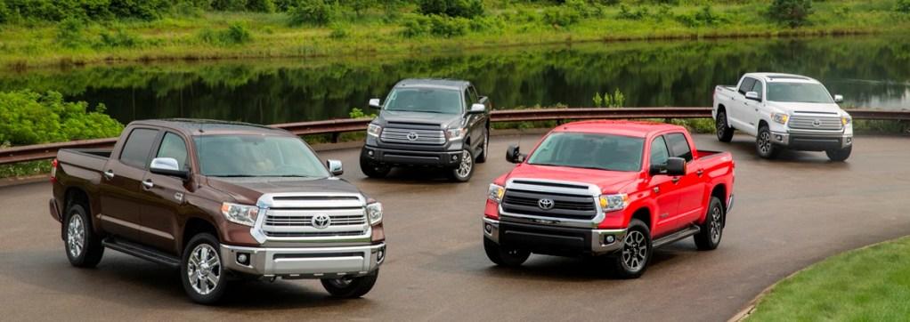 Award Winning Family of Trucks