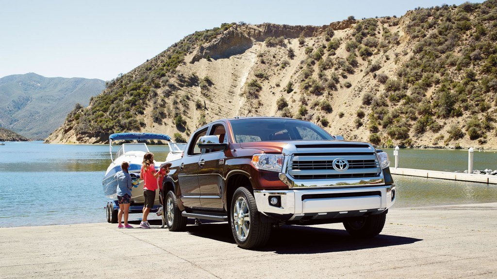 2014 Toyota Tundra Can Handle The Summer Heat