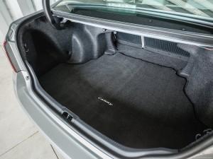 Toyota Camry 2015 trunk mat