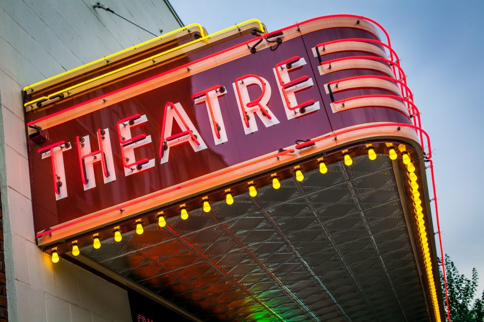 Holiday Movie At The Alabama Theatre