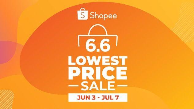 Shopee's Next Double Double Sales 6.6 & 7.7 Amazing Surprises