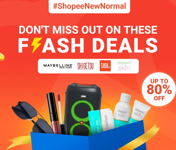 Shopee Payday Sale TV Segments Carry 50,000 Cash Prize