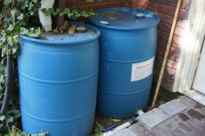 Your Green Home: Installing a Rain Barrel
