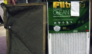 Green Home Guide: Replacing Your Furnace Filter