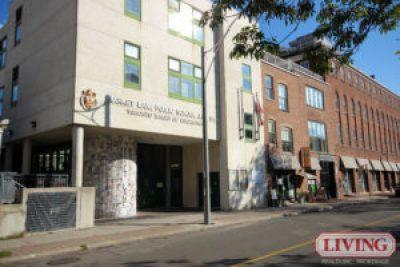Market Lane Public School.