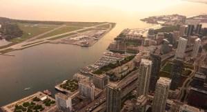 New Development to Surround Silos in Toronto's East Bayfront