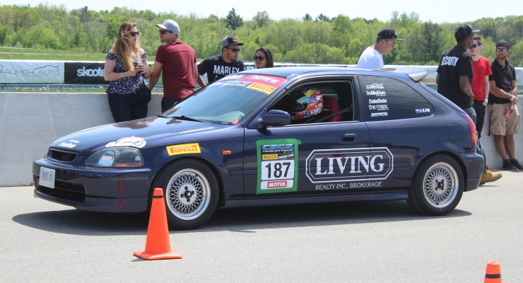 CSCS 1st race of the season - Funky Munky sponsored by Living Realty