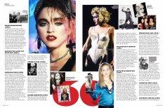 Madonna on Grazia