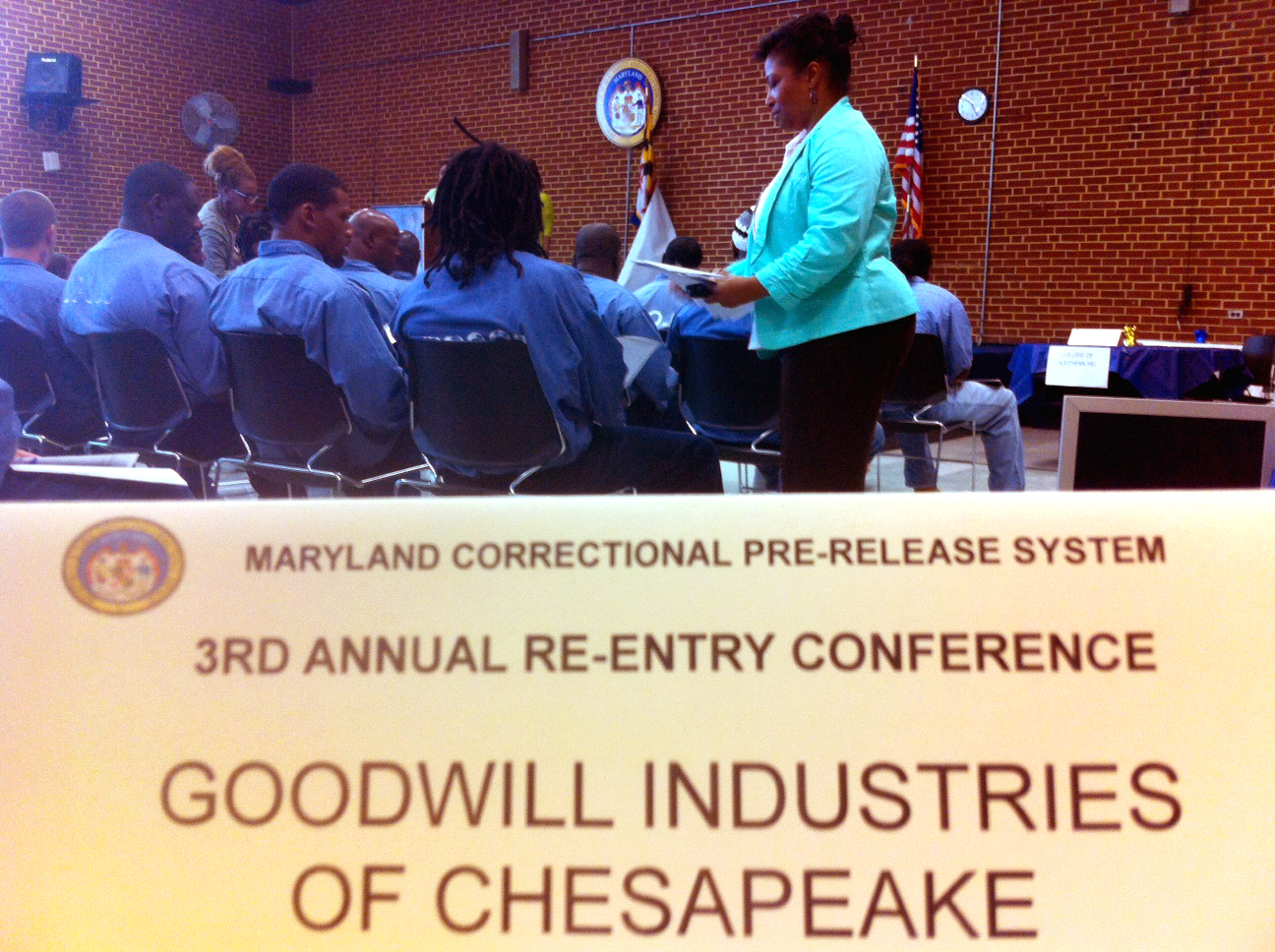Annual Re Entry Conference Connects Inmates With Services