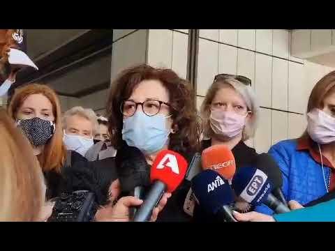 Μάγδα Φύσσα: Δικαίωση για εμάς και για αυτόν τον κόσμο που αγωνίστηκε