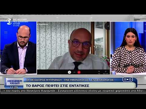 Δρ. Θεόδωρος Κυπριανού στο Μεσημέρι και Κάτι