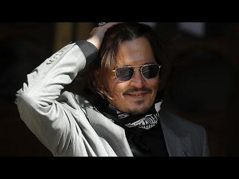 Εχασε ο Τζόνι Ντεπ στη δίκη κατά της Sun