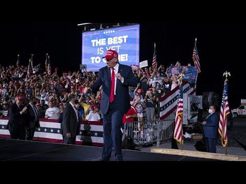 ΗΠΑ: Άγχος για το αποτέλεσμα των εκλογών