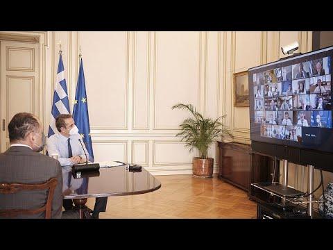 Κυρ. Μητσοτάκης: Οριακά καλύτερη η κατάσταση, αλλά έχουμε δύσκολες ημέρες μπροστά μας…