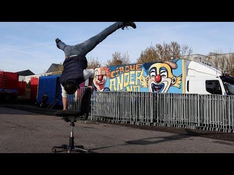 Οι δυσκολίες για ένα τσίρκο στην εποχή της Covid-19