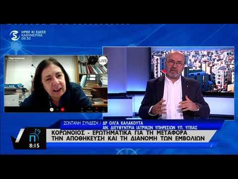Το πλάνο για τον εμβολιασμό στην Κύπρο