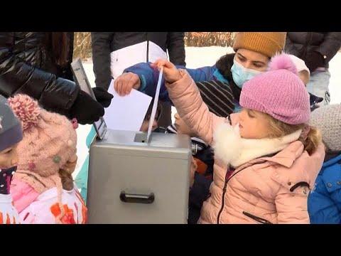 Ελβετία: Τα παιδιά μαθαίνουν τι είναι δημοκρατία παίζοντας…