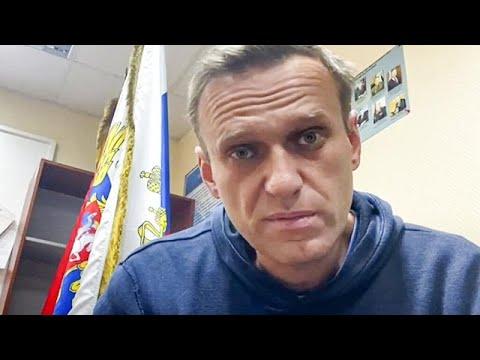 Ρωσία: Ο Ναβάλνι ζητεί από τους υποστηρικτές του να κατέβουν στους δρόμους…